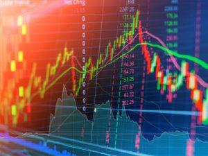 Đô la Canada, Dầu thô, Dow Jones đạt được với cổ phiếu tài chính